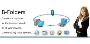 Хранение Паролей (B-Folders)