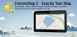 ForeverMap 2 - Оффлайн карты