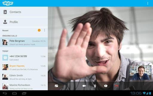программа скайп для андроида скачать бесплатно и без регистрации - фото 3
