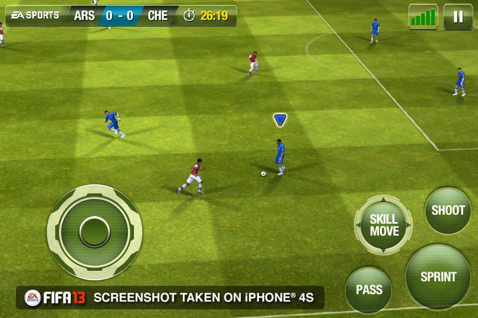 Fifa 13 скачать игру на андроид