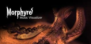 Morphyre Music Visualizer для Android