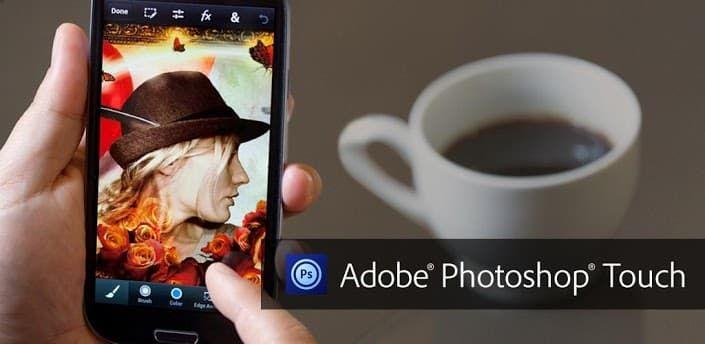 фотошоп для андроид скачать бесплатно на русском