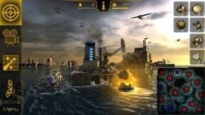 Oil Rush: морская 3D стратегия