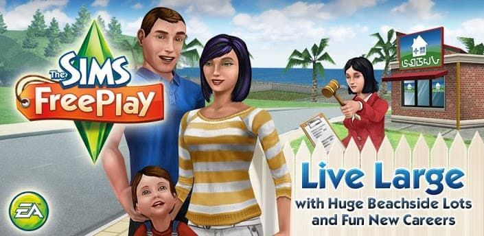 The Sims FreePlay - onandroid.org