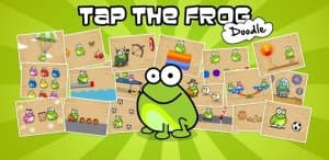 Tap the Frog Doodle Android