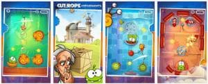 Cut the Rope: Experiments 1.7.2 + Mod