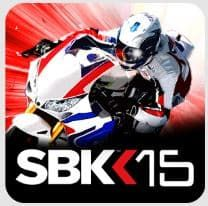 ������� SBK15 Official Mobile Game