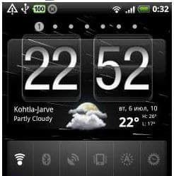 TouchWiz 3.0