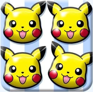 скачать Pokemon Shuffle Mobile apk