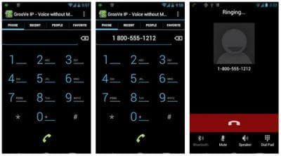 GrooVe IP - бесплатные звонки