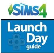 скачать Launch Day App The Sims 4