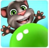 скачать Talking Tom's Bubbles