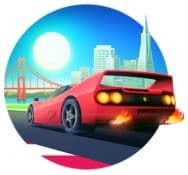 скачать Horizon Chase - World Tour