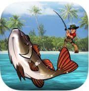 Fishing Paradise 3D Free+ Mod