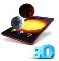 Alien Solar System Parallax WP для андроид бесплатно apk