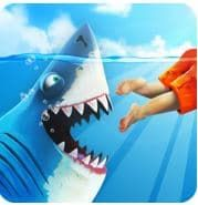 скачать Hungry Shark World (Mod) apk