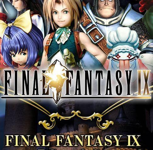скачать Final Fantasy IX (финал фентези 9)