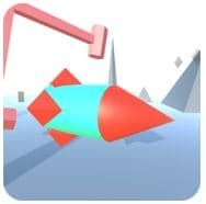 скачать Geometry Rocket Meltdown apk