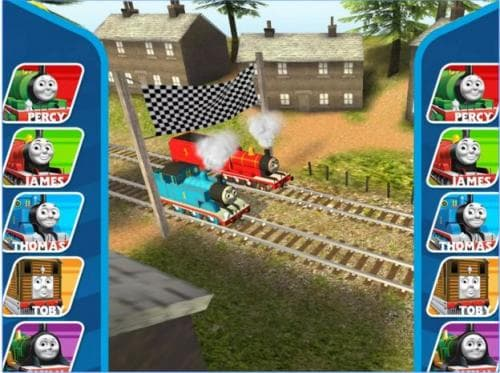 Thomas and friends: Race on!