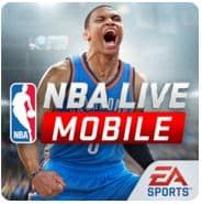 скачать NBA LIVE Mobile apk