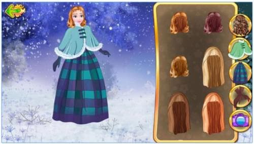 Dress Up: Cinderella