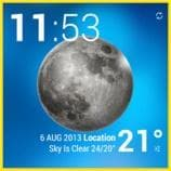 скачать Weather Animated Widgets