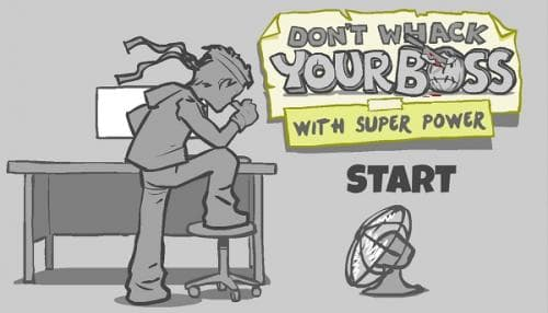 Whack Your Boss: Superhero