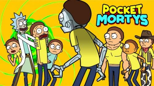 Pocket Mortys русский язык