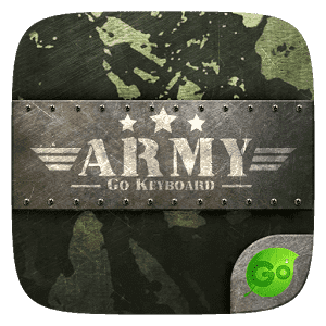 скачать Army GO Keyboard Theme & Emoji apk