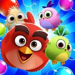 скачать Angry Birds Stella POP