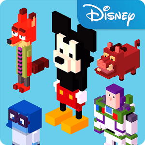 скачать Disney Crossy Road