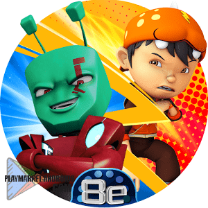 скачать BoBoiBoy: Ejojo Attacks