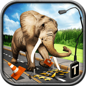 скачать Ultimate Elephant Rampage 3D