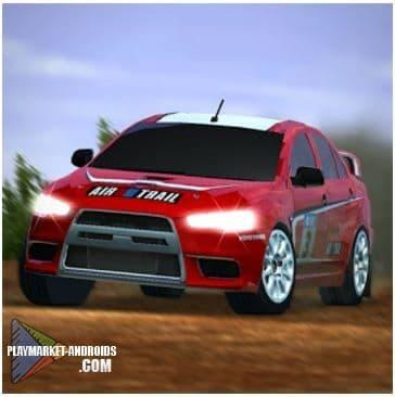 скачать Rush rally 2 apk