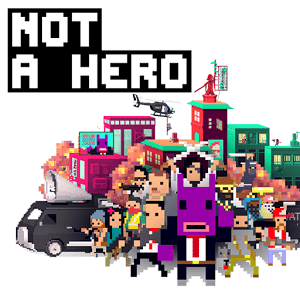 скачать NOT A HERO