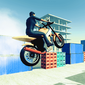 скачать Motocross 3D