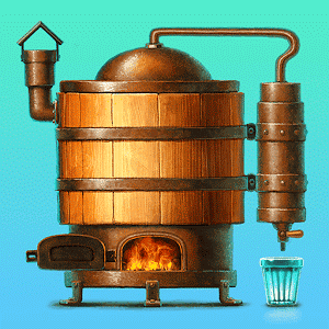 скачать Alcohol Factory Simulator apk