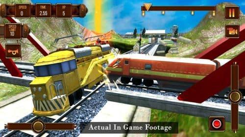 Train Transport Simulator