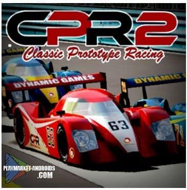 скачать CP RACING 2 FREE apk