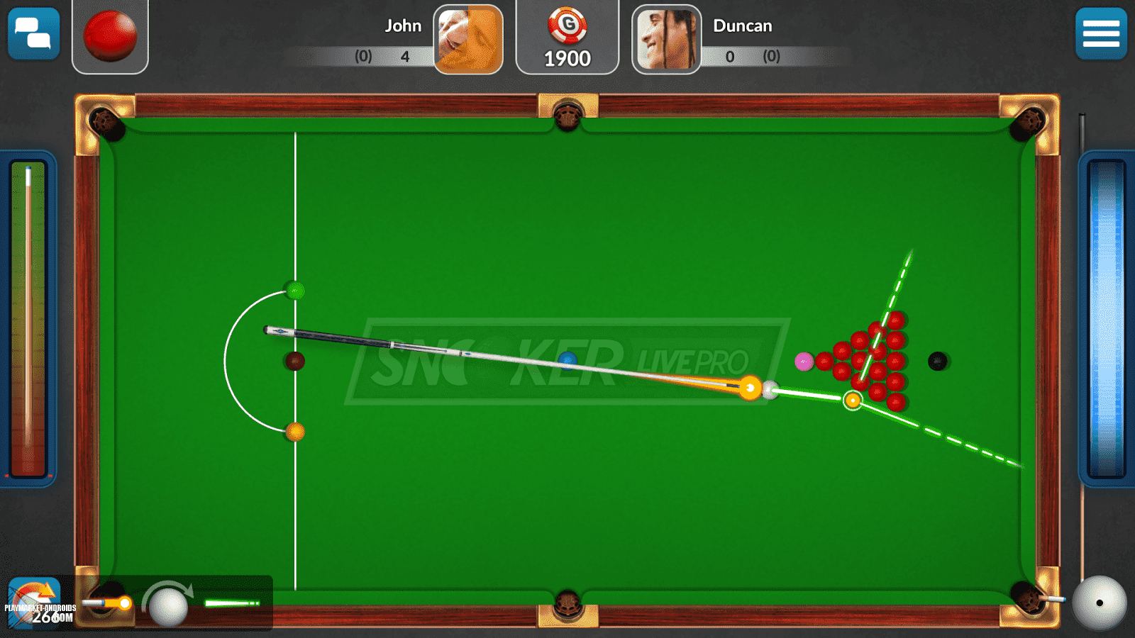 snooker.org live