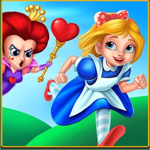 скачать Alice in Wonderland Rush