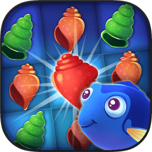 скачать Finding Fish Frenzy: Seashells