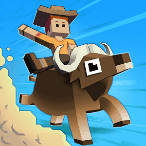 Rodeo Stampede: Sky Zoo Safari