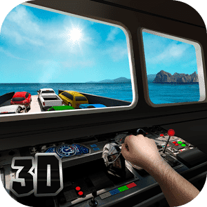 скачать Cargo Ship Car Transporter 3D