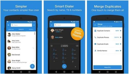 Simpler Contacts & Dialer