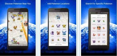 Poke Radar for Pokemon GO - Поиск редких покемонов