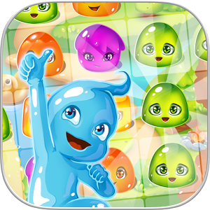 скачать Jelly Jam Splash: Match 3