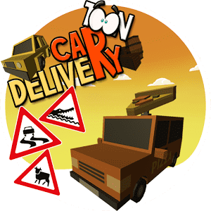 скачать Car Toon Delivery Simulator apk