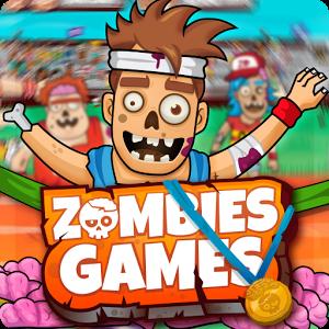 скачать Zombies Olympics - Rio 2016