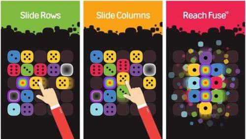 Fuse Up: Slide Block Puzzle